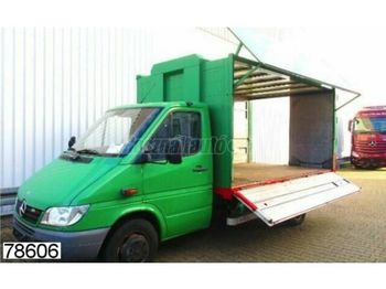 MERCEDES-BENZ SPRINTER 616 cdi - lastbil med skåp