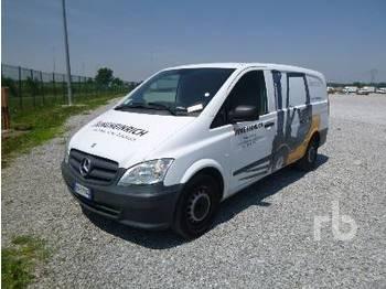 MERCEDES-BENZ VITO 113CDI Long Cargo - lastbil med skåp