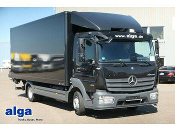 Mercedes-Benz 823 L Atego 4x2, LBW 1,5to., AHK, Euro 6, klima  - lastbil med skåp