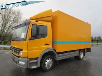 Lastbil med skåp Mercedes-Benz Atego 1217