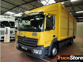 Mercedes-Benz Atego 1224 L ClassicSpace S-Fahrerhaus 4x2  - lastbil med skåp