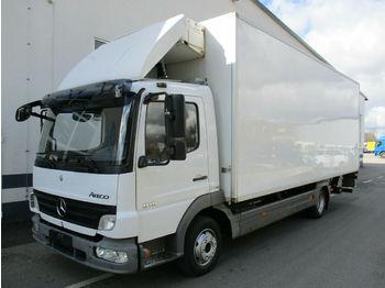 Mercedes-Benz Atego 818L Euro5 Kühlkoffer LBW Luftfederung  - lastbil med skåp
