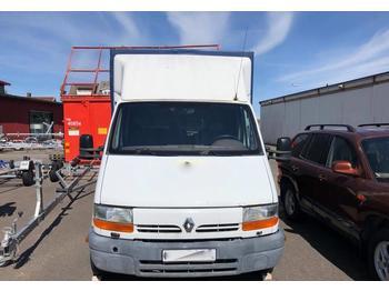 Renault Master  - lastbil med skåp