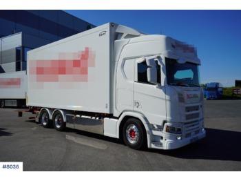 Scania R500 - lastbil med skåp