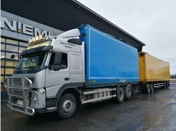 VOLVO FM500 - lastbil med skåp