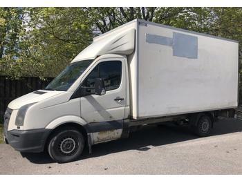 Volkswagen Crafter  - lastbil med skåp