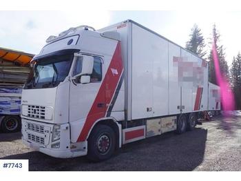 Volvo FH 500 - lastbil med skåp