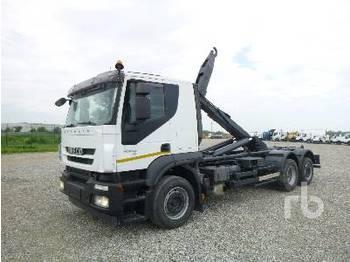 IVECO STRALIS 260S45 - lastväxlare lastbil