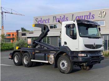 Renault Kerax 410 DXI - lastväxlare lastbil