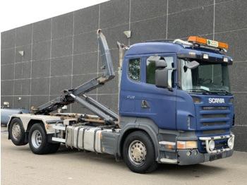 Scania R420 6x2-4 - lastväxlare lastbil