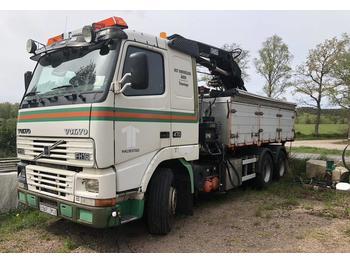 Volvo FH16  - lastväxlare lastbil