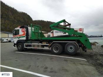 Joab Liftdumperpåbygg - liftdumper lastbil