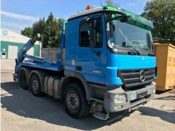 Liftdumper lastbil Mercedes-Benz Actros 2541 6x2 Motorschaden