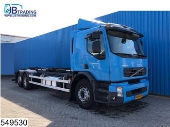 Liftdumper lastbil Volvo FE 300 6x2, EURO 5, Translift, Manual, Airco