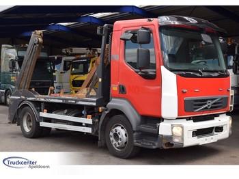 Volvo FL 260, Euro 5, JOAB TL 8, Portaalarm, Truckcenter Apeldoorn - liftdumper lastbil