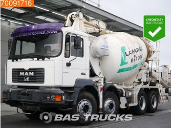 Lastbil MAN 32.364 8X4 Manual Big-Axle Euro 3 Mecbo 22m Pumpe+Mixer