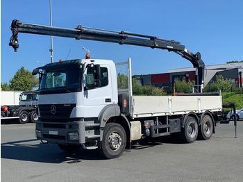 Mercedes Axor 2636 KN - plattform lastbil