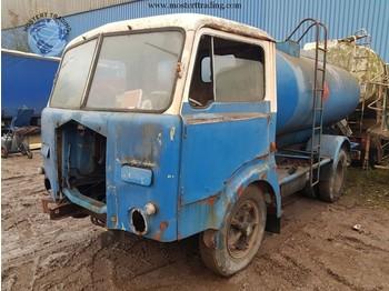 Fiat 643 N Fuel Tanktruck - tankbil lastbil