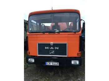 MAN 22.291 - tankbil lastbil