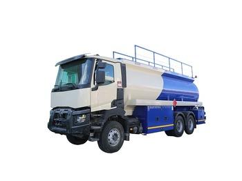 RENAULT  - CODER 26000L FUEL TANKER K 440 - tankbil lastbil