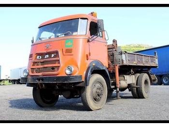 DAF V 1600 DD 358 - tippbil lastbil