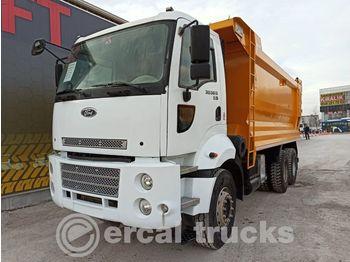 Tippbil lastbil FORD 2012 CARGO 3536 EURO 5 AC 6X4 HARDOX TIPPER
