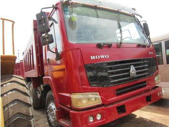 HOWO 375 - tippbil lastbil