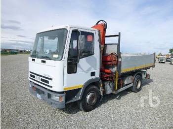 IVECO EUROCARGO100E14 4x2 - tippbil lastbil