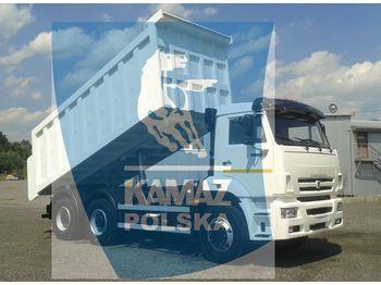 KAMAZ 6X4 TIPPER TRUCK - tippbil lastbil