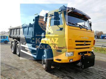 KAMAZ New - tippbil lastbil