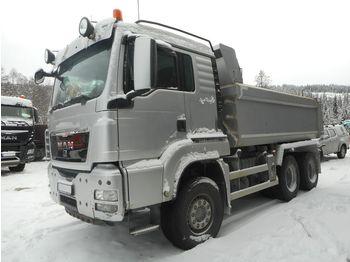 MAN MAN TGS 26.540 6x4,full steel,retarder - tippbil lastbil