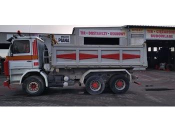 SCANIA 143 - tippbil lastbil