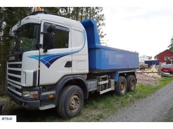 Scania R164 - tippbil lastbil
