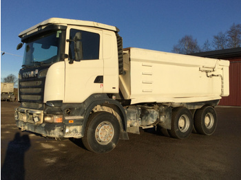 Scania R580 - tippbil lastbil