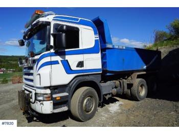 Scania R620 - tippbil lastbil