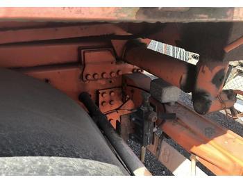 Tippbil lastbil Volvo FH16