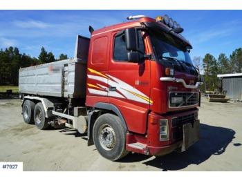Tippbil lastbil Volvo FH16 550