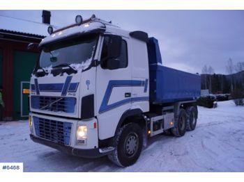 Tippbil lastbil Volvo FH16 660