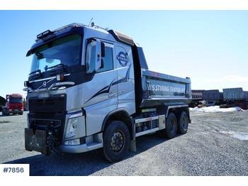 Leasing Volvo FH-13 540 - tippbil lastbil