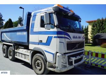 Leasing Volvo FH 540 - tippbil lastbil