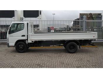 Flatbed lastebil Mitsubishi Canter MANUAL GEARBOX STEEL SUSPENSION: bilde 1