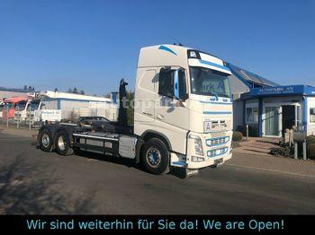 Krokbil Volvo FH 500 Euro 6 Abrollkipper TÜV Neu Meiller