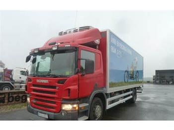 Scania P230  - skap/ distribusjon lastebil