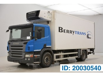 Scania P230 dual-temperature - skap/ distribusjon lastebil
