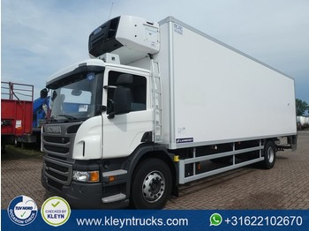 Skap/ distribusjon lastebil Scania P250 e6 lamberet bi temp: bilde 1