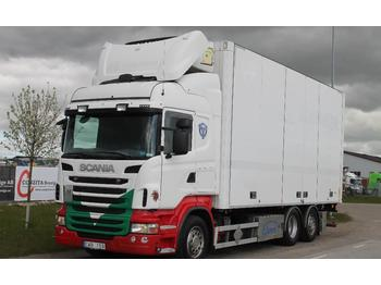 Scania P480LB6X2*4MLB  - skap/ distribusjon lastebil