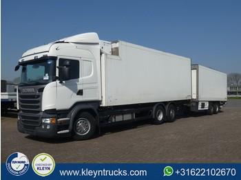 Scania R410 schmitz thermo king - skap/ distribusjon lastebil