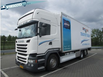 Scania R490 Topline EURO6 - skap/ distribusjon lastebil
