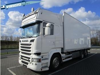 Scania R580 Bi Temp - skap/ distribusjon lastebil
