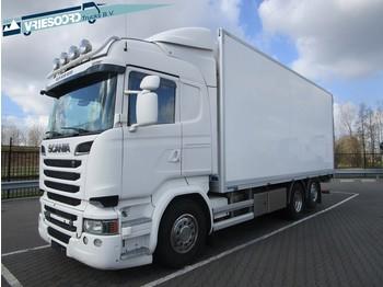 Scania R 580 Bi Temp - skap/ distribusjon lastebil